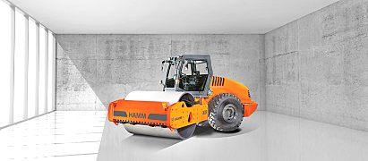 悍马3625 HT 单钢轮压路机(TIER 3 排放标准)