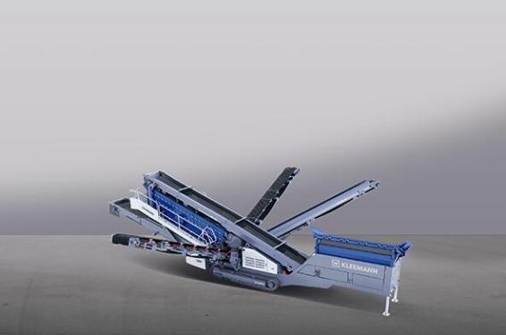 克磊镘(KLEEMANN)MS 953 EVO 移动式筛分设备