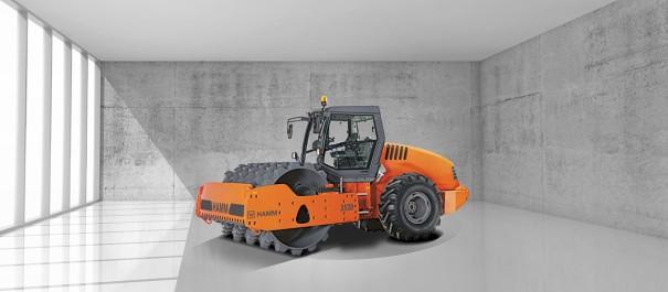 悍马3520 单钢轮压路机(TIER 3 排放标准)