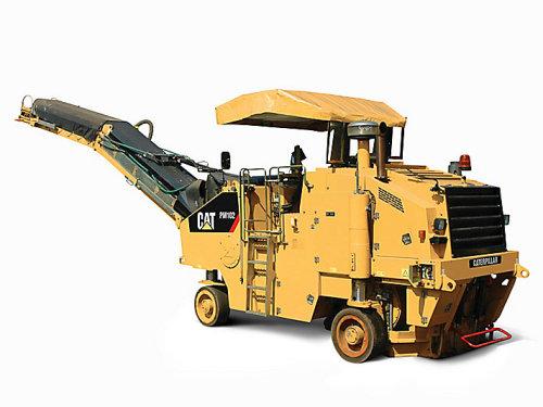 卡特彼勒PM102履带式一旁铣刨机