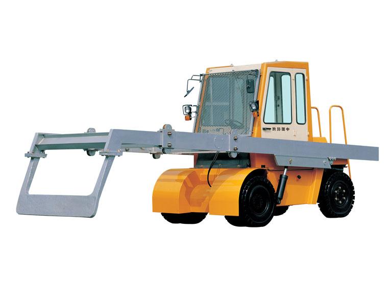 杭叉CPCD60-AG55-BZ扒渣车高清图 - 外观