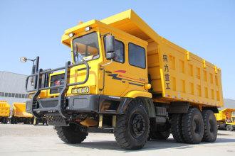 同力重工TL855非公路宽体自卸车高清图 - 外观