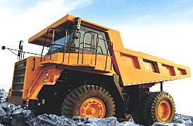 同力重工TLD50矿用自卸车