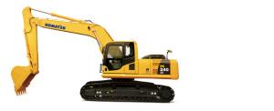 小松PC240LC-8履带式液压挖掘机