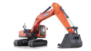 斗山DX215-9C挖掘機