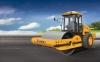科泰重工KS145D单钢轮压路机(双驱)
