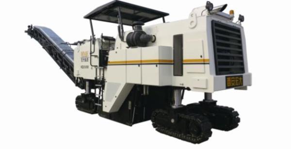 宏大HD2000M铣刨机