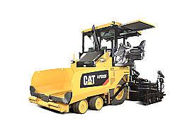 卡特彼勒AP500F沥青摊铺机