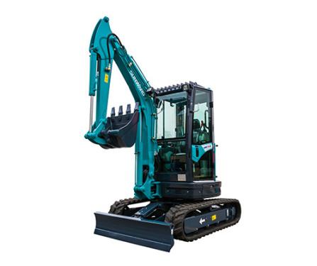 山河智能SWE25UF微型挖掘机