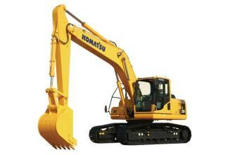 小松PC200-8M0液压挖掘机高清图 - 外观