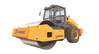 柳工CLG6620E单钢轮压路机