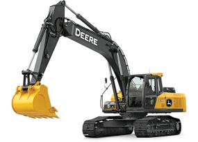 约翰迪尔E210挖掘机