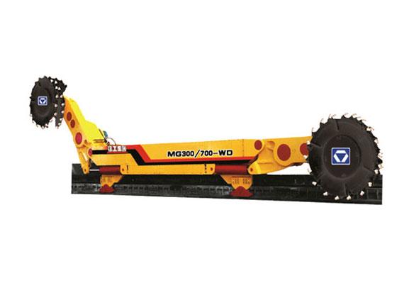 徐工MG500/1180-WD采煤机高清图 - 外观