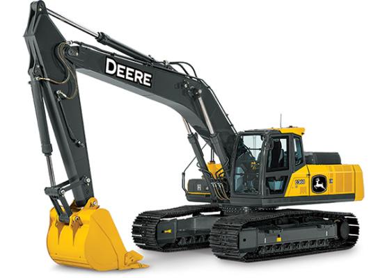 約翰迪爾E360挖掘機