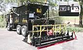 凱聯-美國VSS  MP-12D大型稀漿封層/微表處施工設備