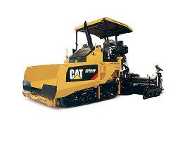 卡特彼勒CAT®AP555FMobil-Trac ™沥青摊铺机