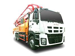 三一重工SYM5337THBDW 520 C9混凝土泵车