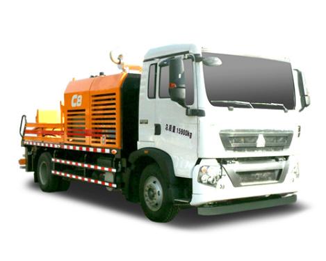 三一重工SYM5161THB-10028C-8GM车载泵