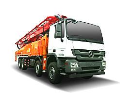 三一重工SY5423THB 560C-8A泵车