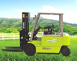 恒叉EF435蓄电池平衡重式叉车