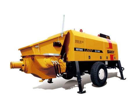 三一重工HBMG-50/16-132S工业泵(防爆)