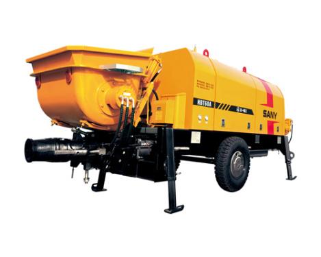 三一重工HBMD-35/23-160S工业泵(防爆)