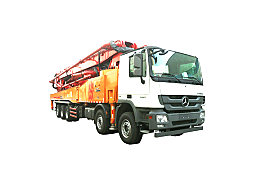 三一重工SY5530THB 620C-8泵车