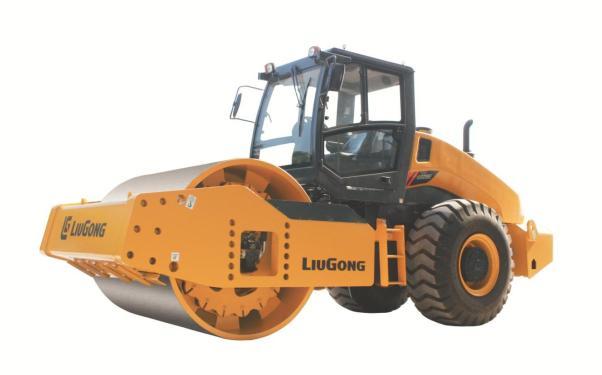 柳工CLG6626E全液压双驱单钢轮压路机系列