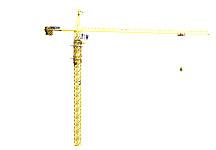 徐工XGT160BⅡ(7015L-12)塔式起重机