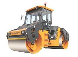 柳工CLG6214E双钢轮压路机