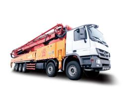 三一重工SY5540THB 660C-9泵车