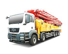 三一重工SY5541THB 660C-9泵车