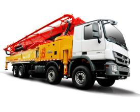 三一重工SY5440THB 600C-9C9系列混凝土泵车高清图 - 外观