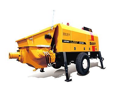 三一重工HBMD-20/18-90S工業泵(防爆)