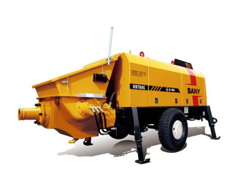 三一重工HBT6016C-5拖泵