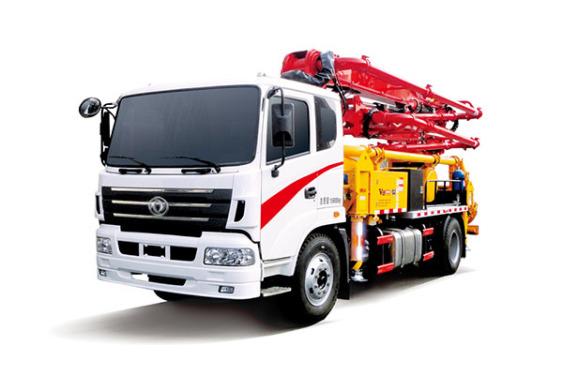 三一重工SYM5165THBDD 25  V8系列混凝土泵车