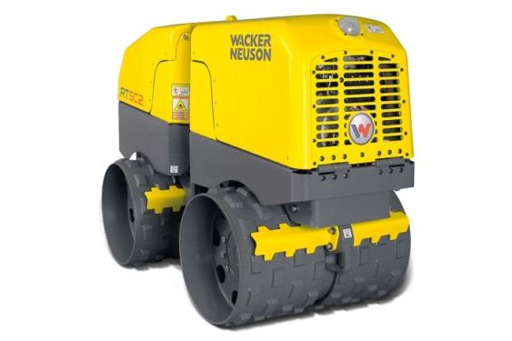 威克诺森小型压路机