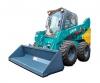 山河智能SWL4018轮式滑移装载机