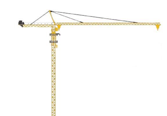 徐工XGT160CⅡ(7017L-12)塔式起重机