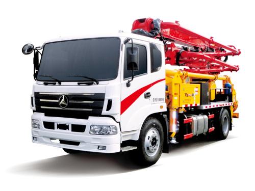 三一重工SYM5163THBDS 23V8系列混凝土泵车