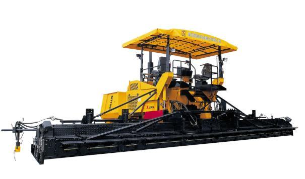 新筑MT7500C履带式机械加宽摊铺机