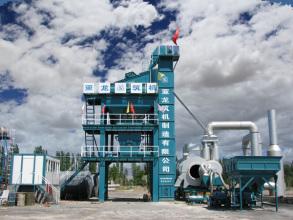 亚龙筑机HXB1500沥青混合料搅拌设备高清图 - 外观