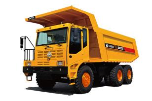三一重工SKT70MT宽体自卸车