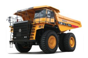 三一重工SRT95C矿用自卸车