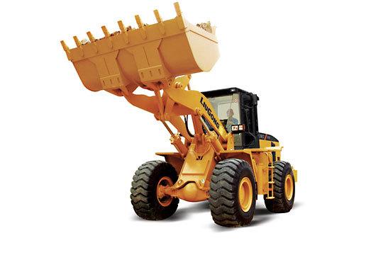 柳工CLG856輪式裝載機