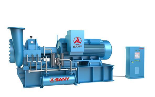 三一重工CSV10M85蒸汽压缩机