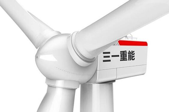 三一重工SE12725海上风电施工装备