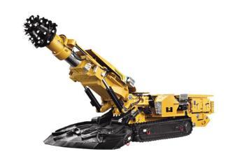三一重工EBZ200C悬臂式掘进机高清图 - 外观