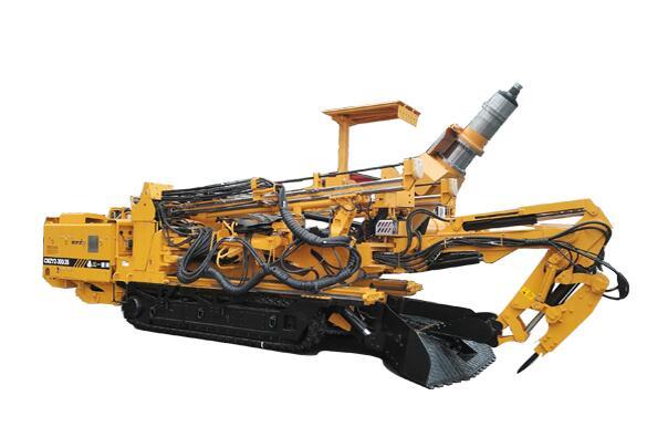 三一重工CMZY2-300/35双臂钻装机高清图 - 外观