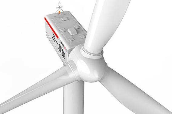 三一重工SE12130高速双馈型风力发电机组